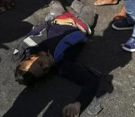 Yeiner Valverde Samper, de 22 años, conocido como 'El Mello', murió atropellado por una 'mula' en la Troncal del Caribe.   Graco