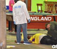 En un billar del barrio Los Fundadores fue asesinado la semana pasada a tiros Jaime David Campo, conocido como 'Jaimito'.