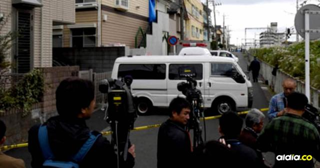 Este aberrante hecho se presentó en Osaca, Japón | AFP