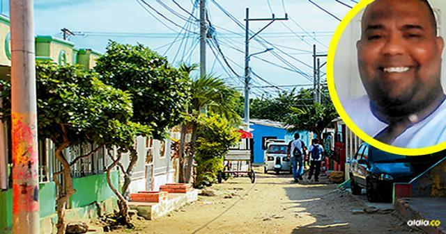 El asesinato de Carlos Adolfo Moreno Elles ocurrió en la carrera 11 con calle 14, barrio La Chinita   AL DÍA