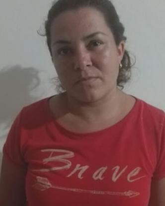 Sara Miley González Riaño fue capturada por la Policía. | Al Día
