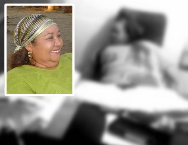Aineth Alicia Fernández Angulo acabó con su vida tras dispararse un revólver en la cabeza, la tarde de ayer, en una oficina de una cooperativa en Riofrío. | AL DÍA