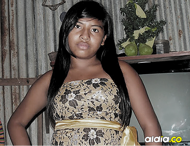 Martha Meza Epiayú era una agraciada joven que según sus amigos y compañeros de estudio, no tenía problemas. | AL DÍA