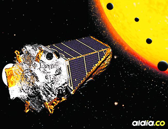 Kepler recibió este nombre en honor al astrónomo alemán Johannes Kepler.