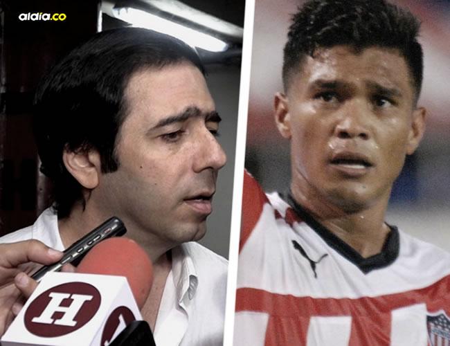 El delantero barranquillero entrenó ayer en la mañana con Rosario Central bajo las órdenes de Paolo Montero, en la tarde viajó a Buenos Aires a trámites personales.   Al Día
