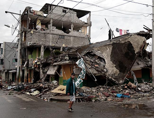 El Gobierno declaró en estado de excepción en todo el territorio nacional. | Foto: elmundo.es