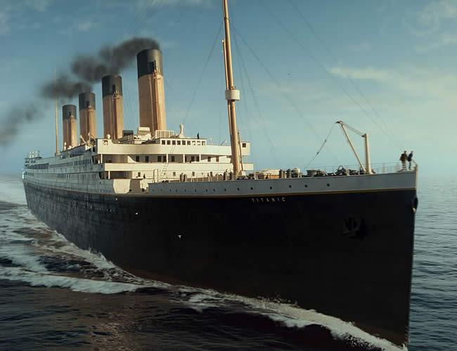 El nuevo modelo del Titanic será exactamente igual al anterior, la diferencia solo estará en los sistemas de seguridad del barco | Foto: Blue Star Line