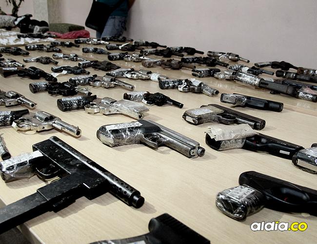 38 revólveres y 13 pistolas fueron hurtadas de la Escuela de Policía Antonio Nariño. | Vistazo