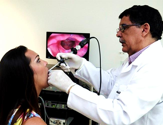 Amelia Vega vino desde Estados Unidos a realizarse el procedimiento.   Foto: El Heraldo
