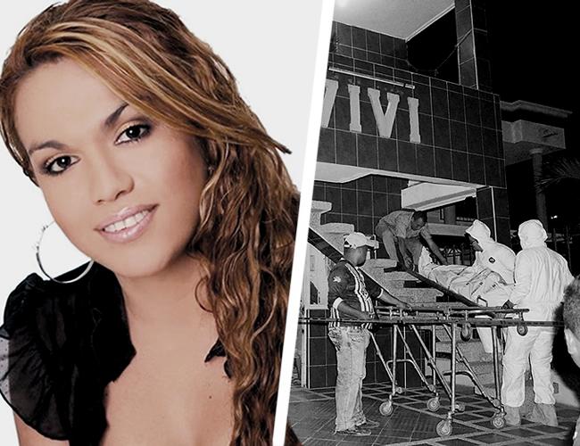 Oriana Nicoll Martínez tenía 32 años y era líder trans. La inspección al cadáver la realizó el CTI de Riohacha. | Foto: Archivo