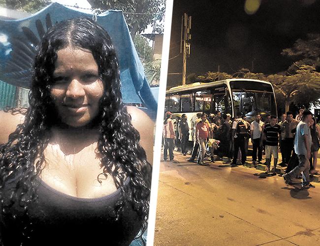 El accidente que cobró la vida de la venezolana ocurrió a las 9:30 de la noche del domingo en la calle Murillo con carrera 1, frente al centro comercial Metrocentro. | AL DÍA