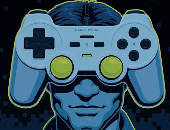 75.000 millones de dólares de ingresos generan los videojuegos anualmente. | Foto: Art Print, DKNG Work