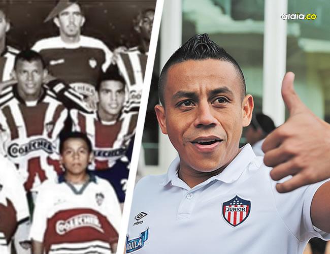 Desde que llegó en el 2008, se convirtió en uno de los jugadores más queridos del Junior. | Al Día