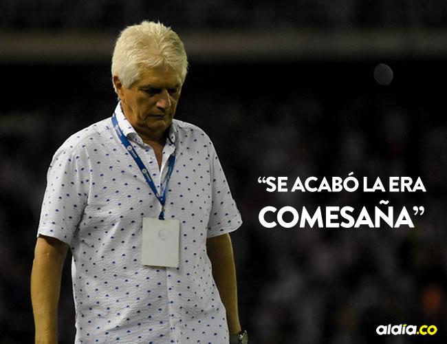 Julio Comesaña se va del Junior | El Heraldo