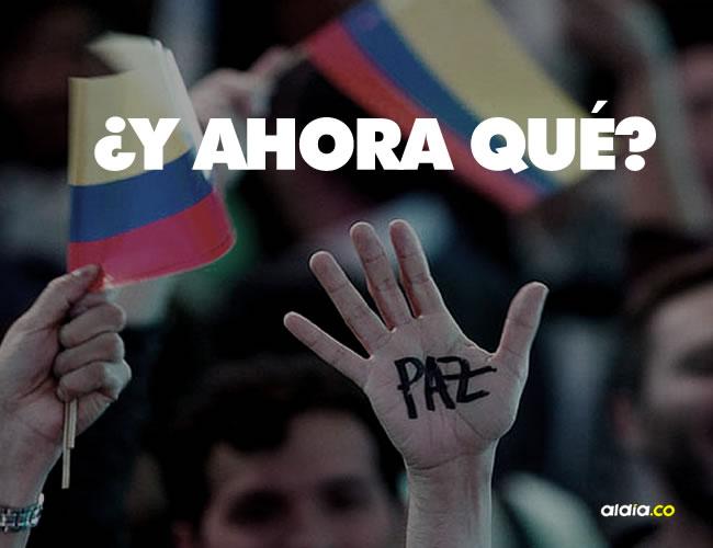 ¿Podría Santos implementar el Acuerdo Final tal cual está? y otras preguntas que nos hacemos todos los colombianos | AL DÍA